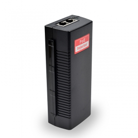 PSE801G单口30W功率非标4578供电48V 每100米过千兆POE供电器批发